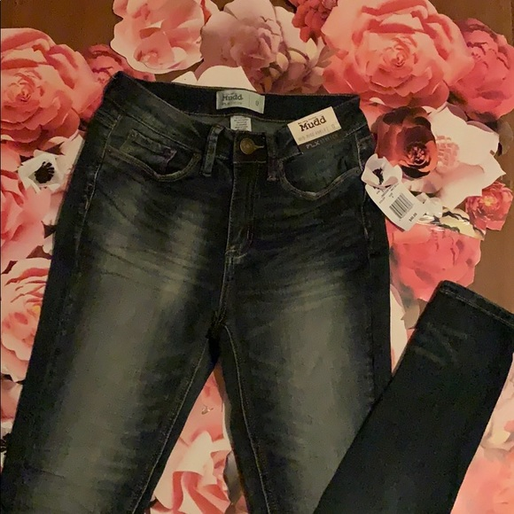 46cca48341a Mudd Jeans | New With Tags Flx Stretch Mid Rise Ankle | Poshmark